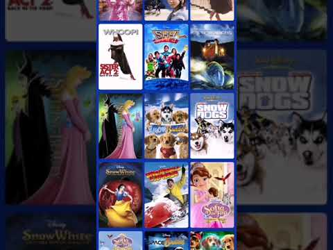 List Of All Disney Life Movies As Of May 3, 2019 (Disney+ Plus)