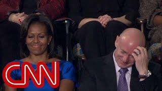 President Obama's 'bad milk' joke