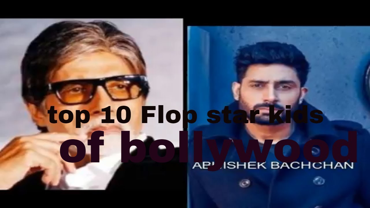 Download TOP 10 Flop Star Kids Bollywood Refused To Welcome