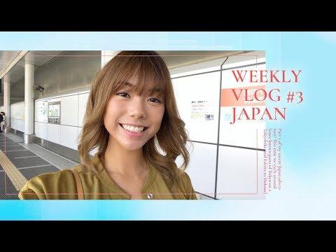 Weekly Vlog #3 - Japan (Tokyo & Hakone) Part 2