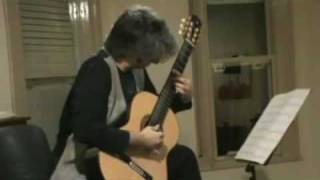 Jorge Kohan, guitarra / Sus ojos se cerraron (Tango) Carlos Gardel