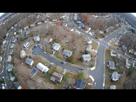 Holy Stone HS270 Drone Flight