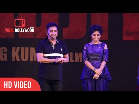 Sukhwinder Singh And Sunidhi Chauhan Show At Sarbjit's Musical Evening Ceremony