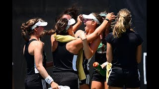 2019 Women's Tennis Championship - USF Semifinal Post Match