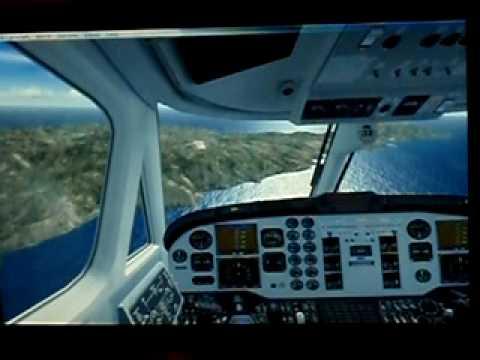 FSX Crash Landing