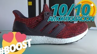 Adidas Ultra Boost 4.0 REVIEW: ¿amortiguación perfecta?