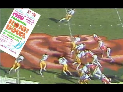 Football Classics - Ohio State vs. USC - Rose Bowl 1980