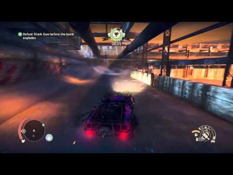 Mad Max immortal enemy big chief race ps4