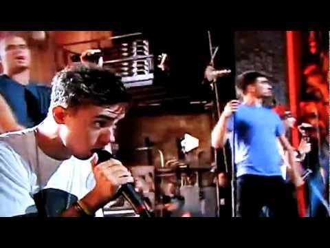 Fuse Presents: The Wanted - Warzone