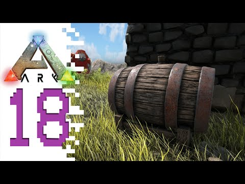 ARK: Survival Evolved - EP18 - Home Decor