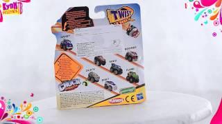 Chuck & Friends  Коллекционная литая машинка Chuck 0080