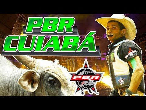 PBR Brazil 🔥 Etapa Histórica em Cuiabá/MT ║ Rodeio INDOOR, Round 01
