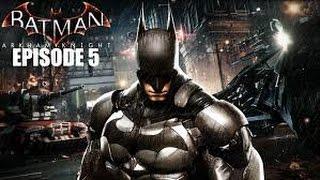 Batman Arkham Knight #5 Protect Gordon & Killing Joke Scene