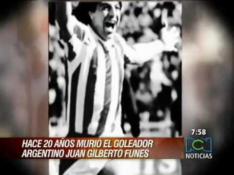 Juan Gilberto Funes ☆El Búfalo☆ eterno ídolo