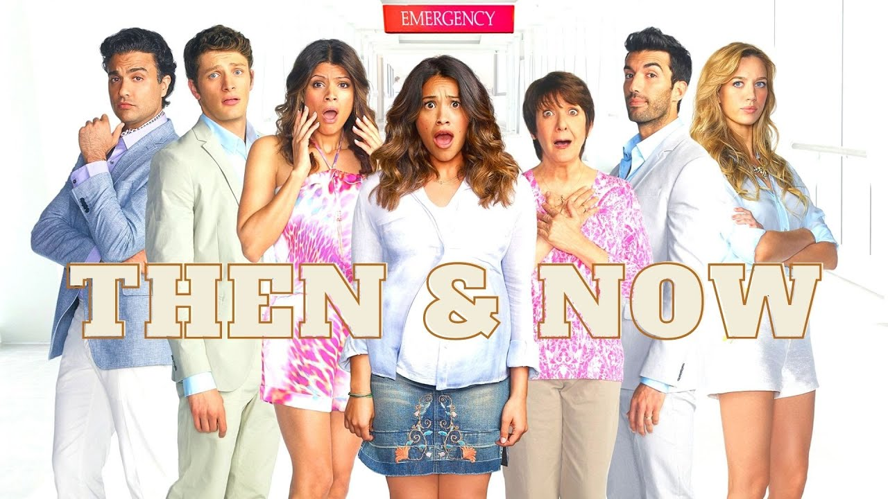 Download Jane The Virgin (2014) - Then and Now (2021)