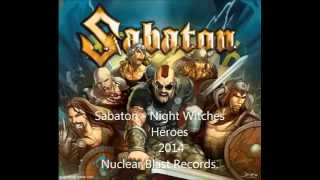 Sabaton - Night Witches