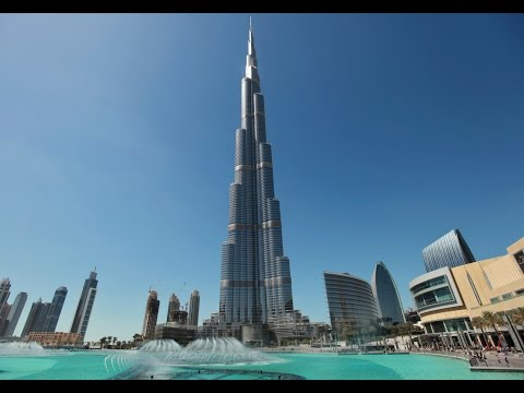 Burj Khalifa Dubai Documentary: The Tallest Building In The