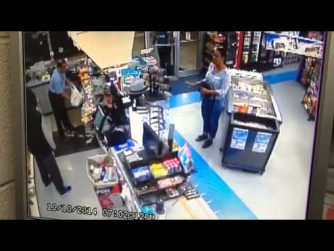 Houston tx gas station robbery