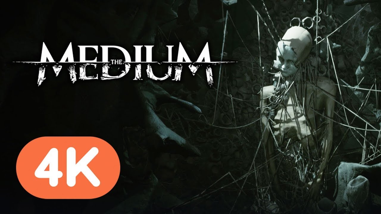 The Medium - Official Gameplay Overview (4K) - IGN