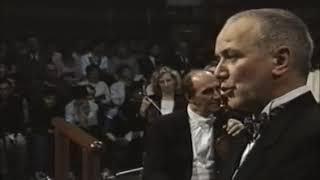 Te Deum - Giuseppe Verdi - Doppio coro - 1a tesi di laurea -