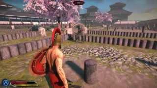 Chivalry Deadliest Warrior- Unos duelos con el soldado Alan - Gameplay Español