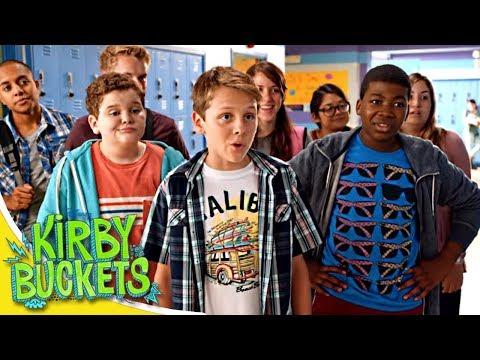 Кирби Бакетс - Сезон1 серия 10 - Бакетсы объединяются | подростковый сериал Disney