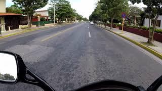 Varadero Cuba Primera Avenida (scooter) 6 janvier 2021