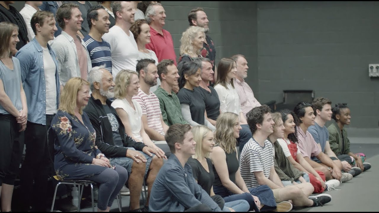Rehearsals Begin - First Look at Full Cast | Harry Potter