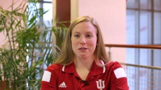 Lilly King on what she hopes to learn