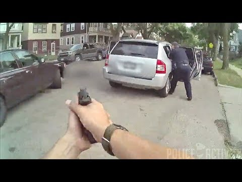 Milwaukee Police Officers Fatally Shoot Suspect Armed With Gun