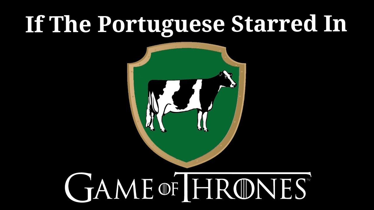 dde6bcea If The Portuguese Starred In: Game Of Thrones - YouTube