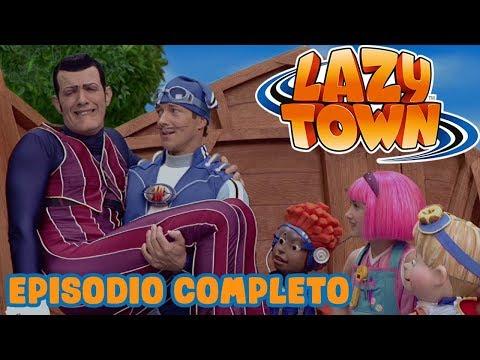 Lazy Town en Español | Heroe Por un Dia | Dibujos Animados en Español