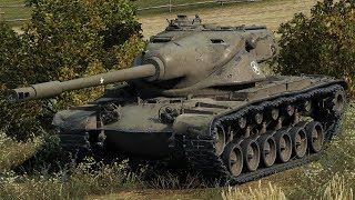 World of Tanks T54E1 - 5 Kills 10K Damage