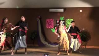 Moyna Cholat Cholat Kore Re- Performed by Diba, Josh, Niten and Tamanna at Bangladesh Cultural Event