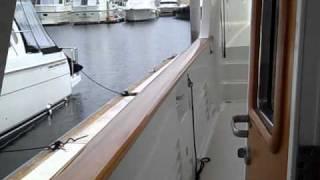 Selene 62 Long Range Ocean Trawler By: Ian Van Tuyl
