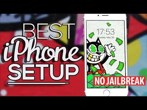 The BEST iPhone SETUP 6! COINSLOT (NO JAILBREAK) (NO COMPUTER)