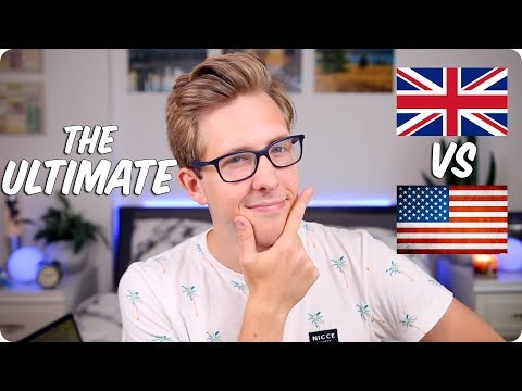 The Ultimate British VS American 5 Years On
