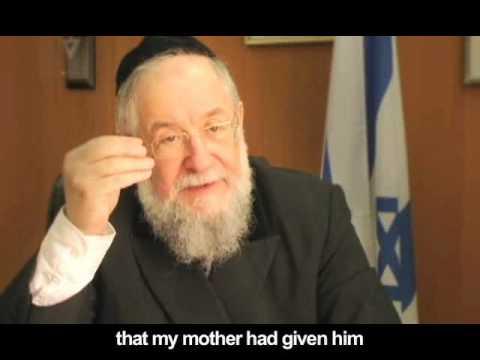 Heroes Of Israel: Chief Rabbi Lau