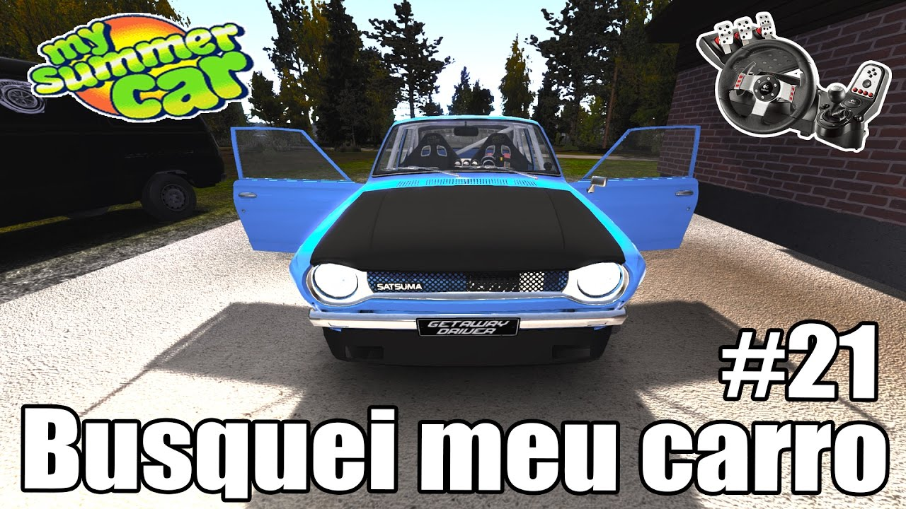 my summer car how to put tv