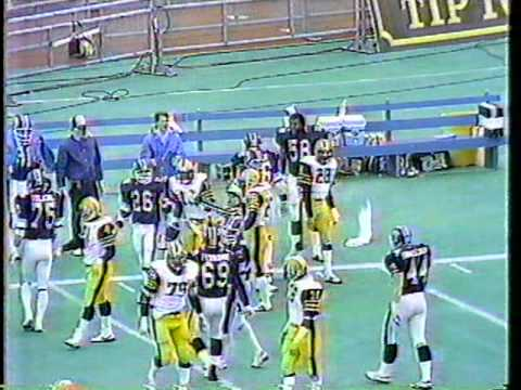 1983 CFL Eastern Final - Argos vs. Tiger-Cats, Part 5