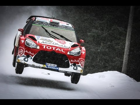 Rally Sweden 2016 - Day 1 - Abu Dhabi Total WRT