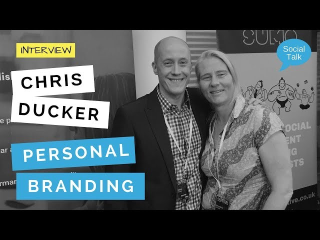 Chris Ducker over Personal Branding
