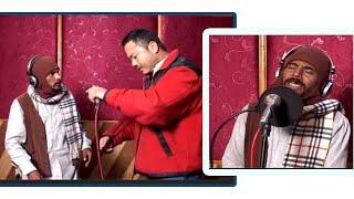 माग्ने बुढाले रेकर्ड गराए नयाँ गीत || Magne Budo Song Record || Nepali Comedy Clip