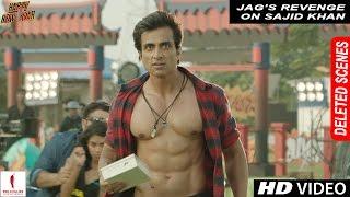 Happy New Year | Jag's Revenge On Sajid Khan | Deleted Scene | Shah Rukh Khan, Sonu Sood