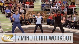 The 7-Minute HIIT Workout