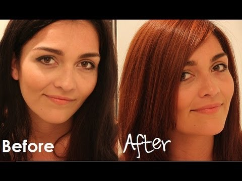 How to: Hair Color Removal NO DAMAGE!! - YouTube