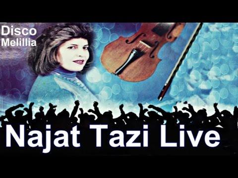 Najat Tazi Ft. Live - Nori Yalghaba - Official Video Live