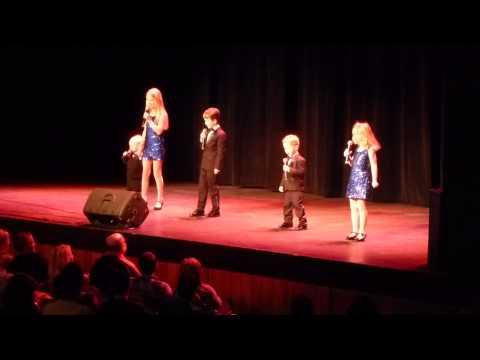 The Gaffigan Children Introduce Jim Gaffigan at Pabst Theater - Milwaukee, WI - 12/29/14