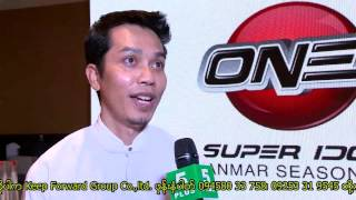 One Super Idol, Press Conference in Myanmar