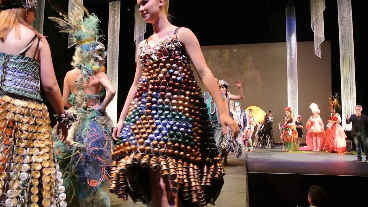 Fashion style Show art wearable toronto for girls